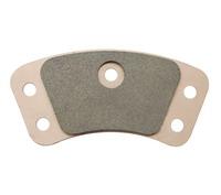 ceramic clutch button