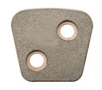 ceramic iron clutch button