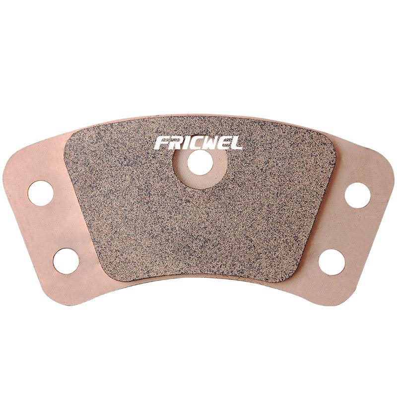 brass button clutch