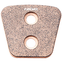 sintered clutch button